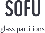 Sofu glass partitions